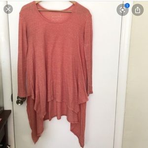 Free People long and flowy top